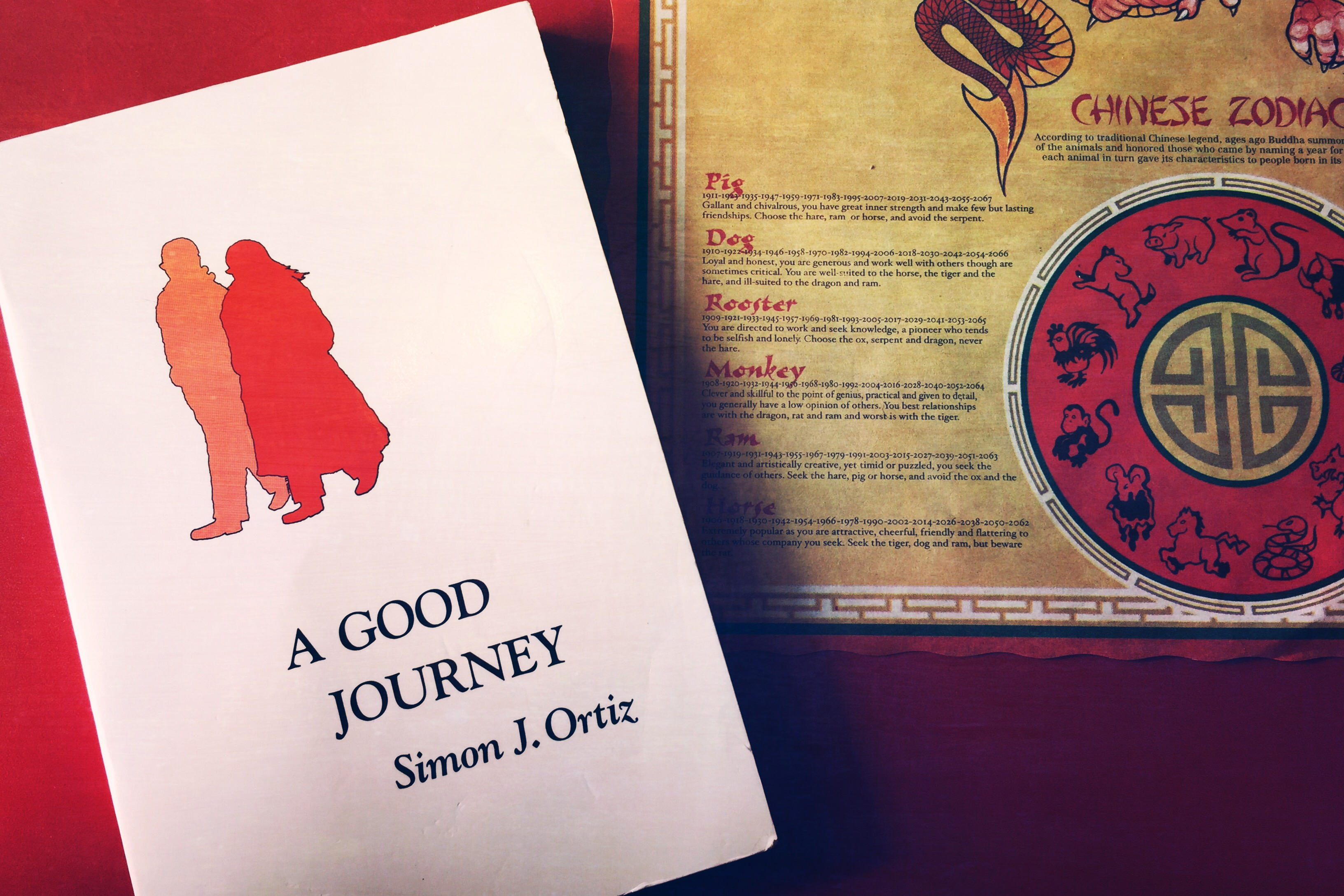 A Good Journey – Simon J  Ortiz » Tenille Campbell